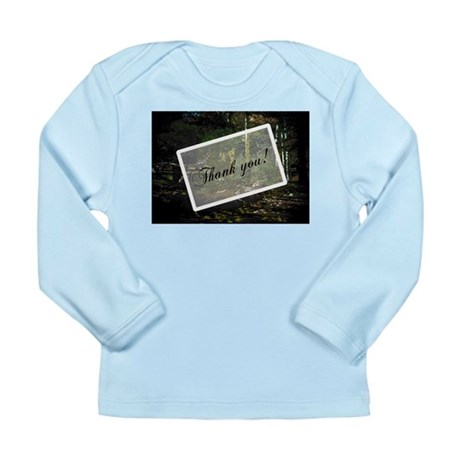 Woodland Path Long Sleeve Infant T-Shirt