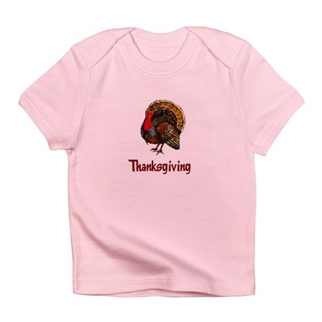 Thanksgiving Turkey Infant T-Shirt