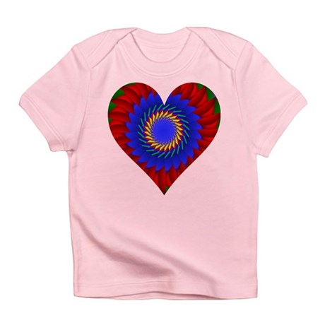 Kaleidoscope Heart Infant T-Shirt