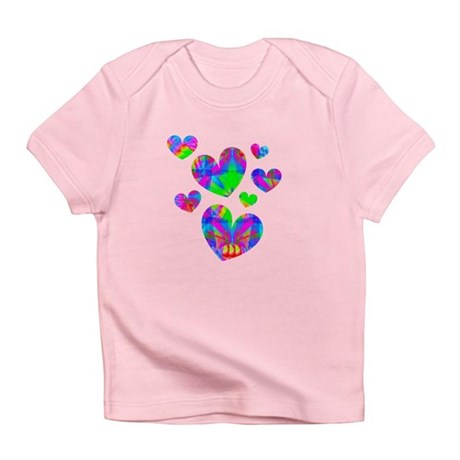 Kaleidoscope Hearts Infant T-Shirt