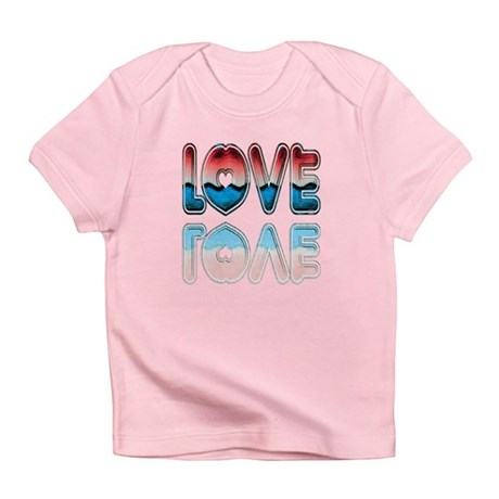 Valentine Love Infant T-Shirt