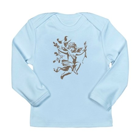 Vintage Cupid Long Sleeve Infant T-Shirt