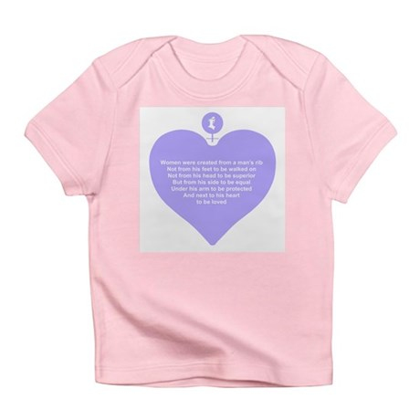 Purple Heart Infant T-Shirt
