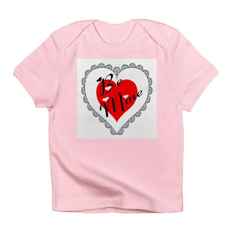 Lacy Heart Infant T-Shirt