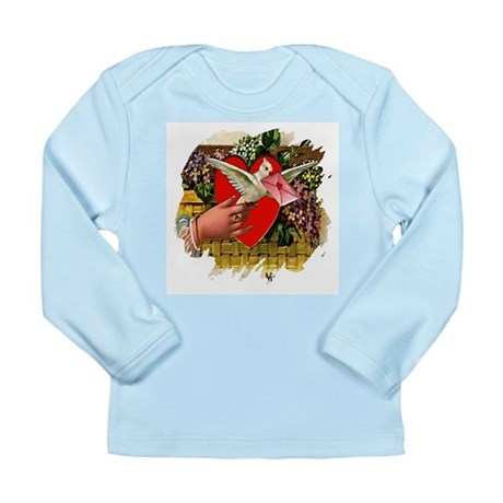 Valentine Long Sleeve Infant T-Shirt