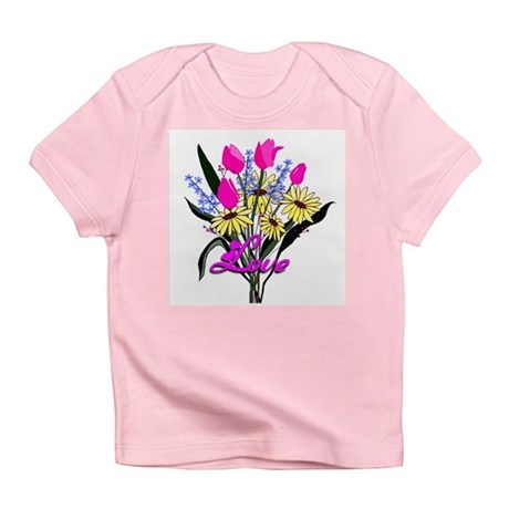 Love Bouquet Infant T-Shirt