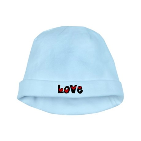 Love baby hat