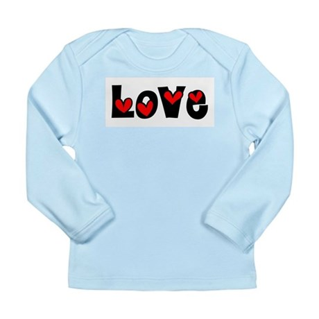 Love Long Sleeve Infant T-Shirt