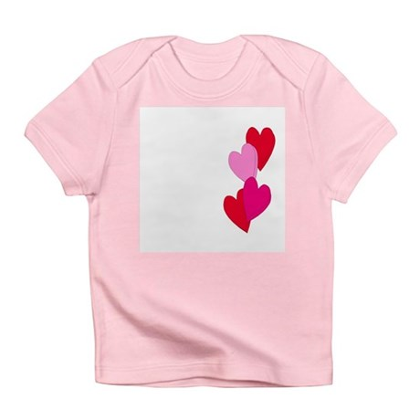 Candy Hearts Infant T-Shirt