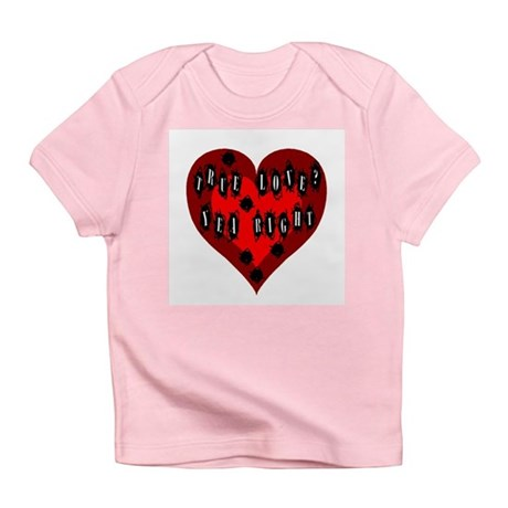 Holes in Heart Infant T-Shirt