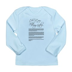 Long Sleeve Infant T-Shirt