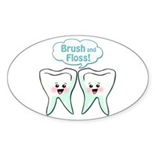 Dentist Dental Hygienist Decal