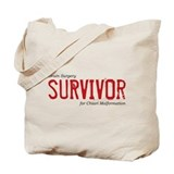 Brain Surgery Survivor Tote Bag