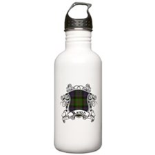 Baird Tartan Shield Water Bottle