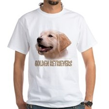 "GOLDEN RETRIEVER HEAD PUPPY ""GRs"" Shirt"