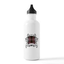 Chapman Tartan Shield Sports Water Bottle