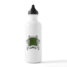 Currie Tartan Shield Water Bottle