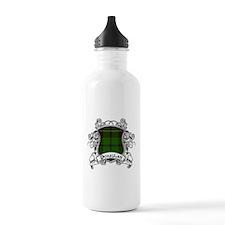 Douglas Tartan Shield Water Bottle