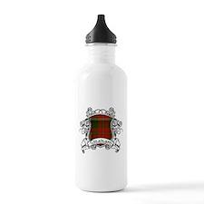 Graham Tartan Shield Sports Water Bottle