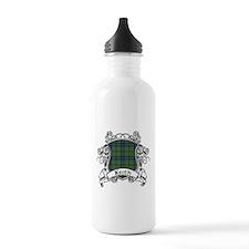 Keith Tartan Shield Water Bottle