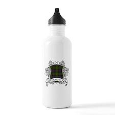 Murray Tartan Shield Sports Water Bottle