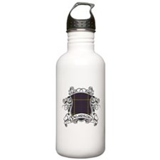 Pearson Tartan Shield Sports Water Bottle