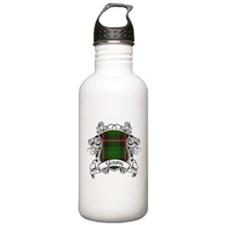 Young Tartan Shield Water Bottle