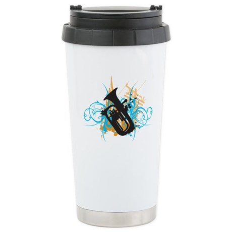 Urban Baritone Ceramic Travel Mug