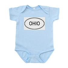 Ohio Euro Infant Creeper