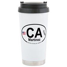Martinez Ceramic Travel Mug