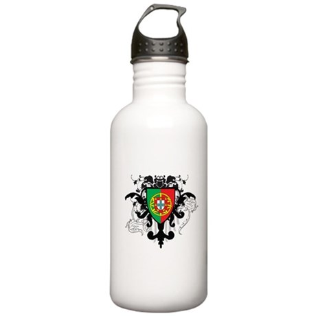 Stylish Portugal Stainless Water Bottle 1.0L