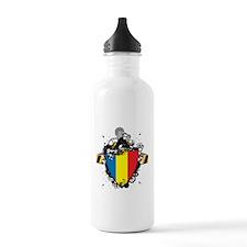 Hip Romania Water Bottle