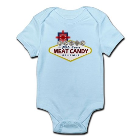 Vegas Bacon Infant Bodysuit