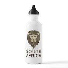 Vintage South Africa Water Bottle