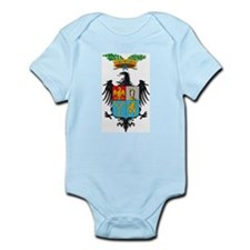 Palermo Coat of Arms Infant Creeper
