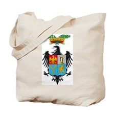 Palermo Coat of Arms Tote Bag