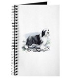 Cute Collie Journal