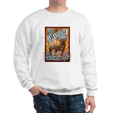 Death Defying Feets Sweatshirt