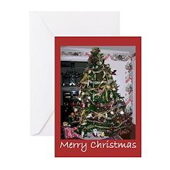 CHRISTMAS: Greeting Cards (Pk of 10)