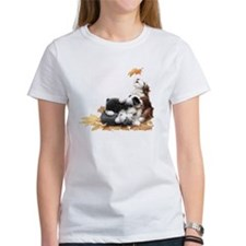 Unique Bearded collie Tee