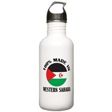 Made In Western Sahara Water Bottle
