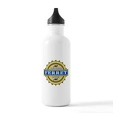 Ferret Lover Water Bottle
