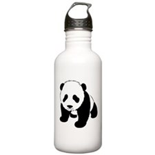 Cute Baby Panda Water Bottle