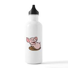 Playful Pig Water Bottle