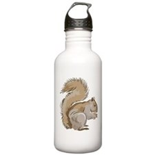 Realistic Squirrel Water Bottle