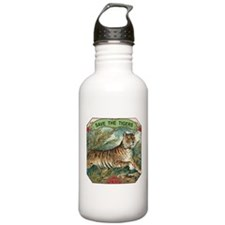 Save The Tigers Water Bottle