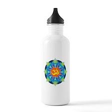 Buddhist Om Water Bottle