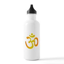 Sacred Symbol Om Water Bottle