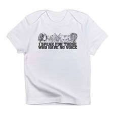 Animal Voice Infant T-Shirt