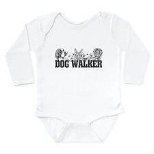 Dog Walker Onesie Romper Suit